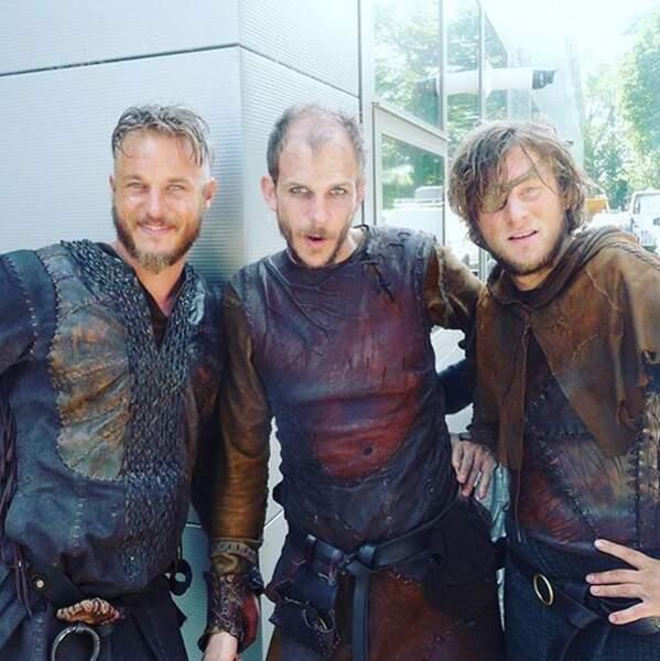 Photo de famille (Vikings)