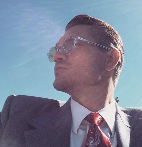 Pour ou contre ce Chad Michael Murray version vintage dans Agent Carter ?