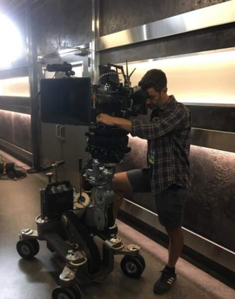 Voilà à quoi ressemblent les caméras qui servent pour le tournage de Blindspot