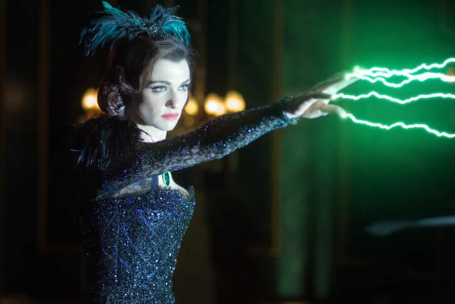 Rachel Weiss, vilaine sorcière du Monde fantastique d'Oz (2013)