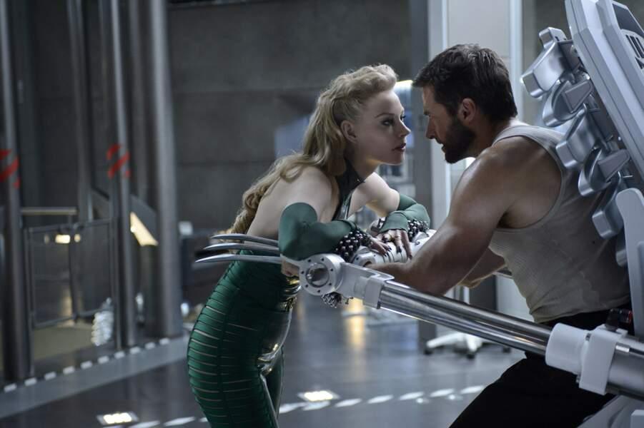 Wolverine : le combat de l'immortel (de James Mangold, 2013) : avec Svetlana Khodchenkova