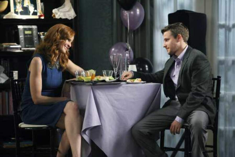 Desperate Housewives - Bree et Andrew