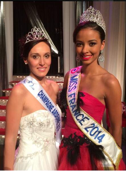 Julie Campolo est Miss Champagne-Ardenne 2014