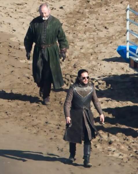Game of Thrones saison 7 n'arrive pas tout de suite, mais le tournage a commencé