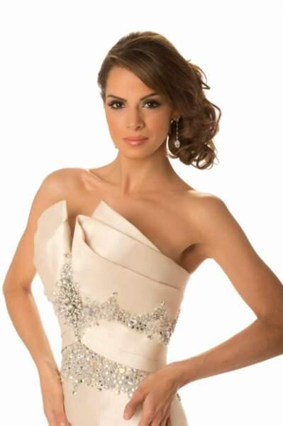 Miss Guatemala (Laura Godoy)