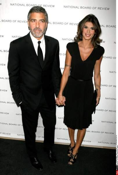 En 2009, l'italienne Elisabetta Canalis tombait amoureuse de l'acteur.