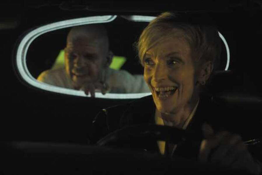 Édith Scob, dans Holy Motors (Meilleure actrice dans un second rôle)