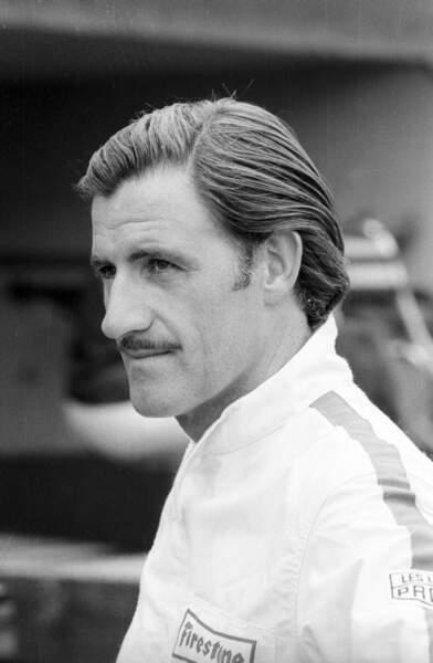 Double champion du monde de Formule 1, Graham Hill a gagné les 24 heures en 1972