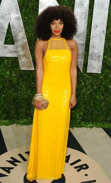 9) Solange Knowles