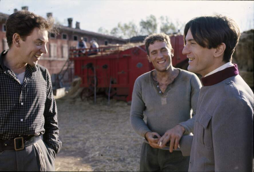 1900 (Bernardo Bertolucci, 1976) : avec Donald Sutherland et Robert De Niro