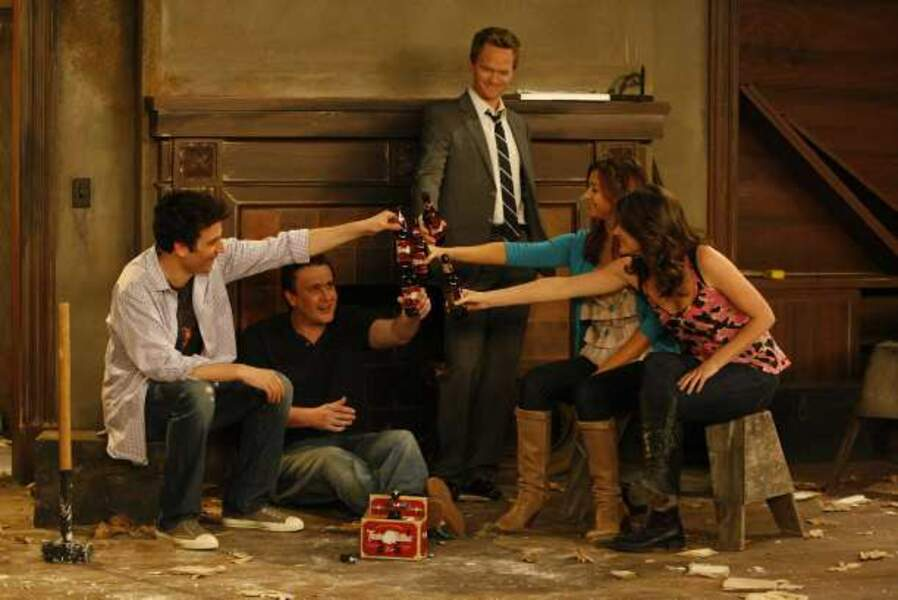 6e : How I Met Your Mother