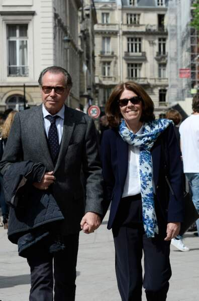 Michel et Beatrice Leeb