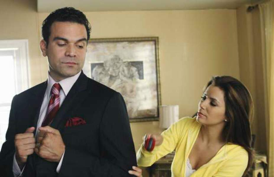 Desperate Housewives - Carlos et Gaby