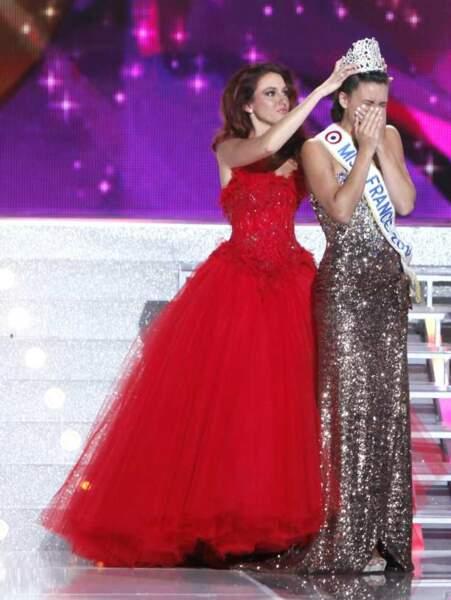 Miss France 2012 et 2013