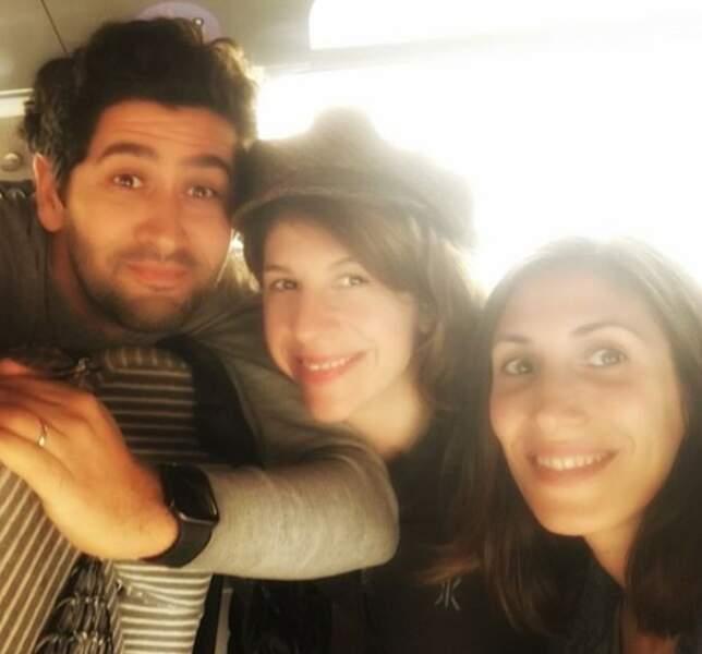 Les stars de Demain nous appartient font des allers et retours chaque semaine entre Paris et Sète...