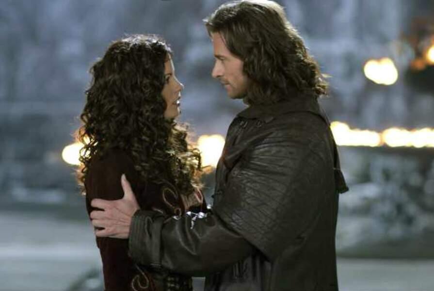 Van Helsing (de Stephen Sommers, 2004) : avec Kate Beckinsale