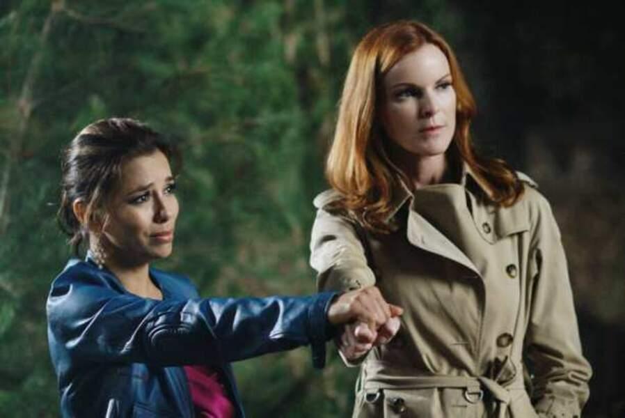Desperate Housewives - Gabrielle et Bree