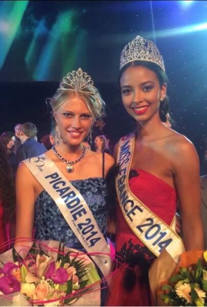 Adeline Legris-Croisel est Miss Picardie 2014