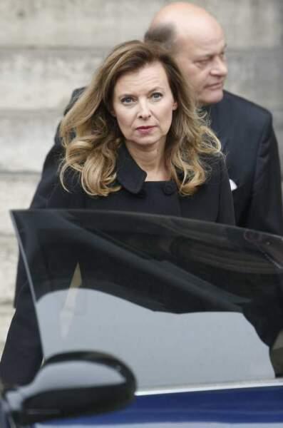 Valérie Trierweiler, la première dame de France