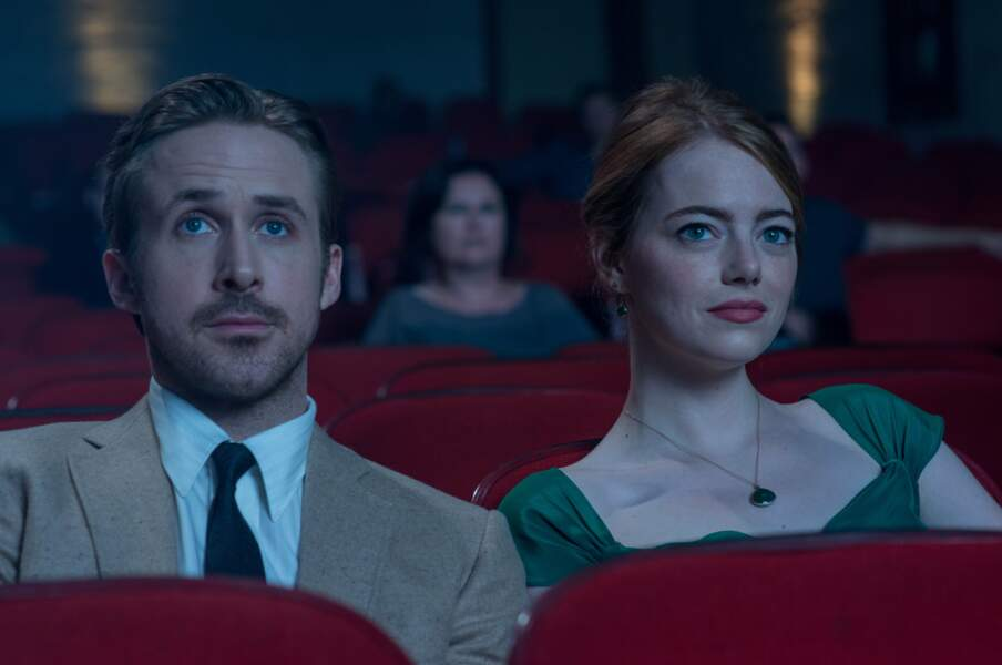 Elle tourne avec Ryan Gosling dans La la land (2016)... Bon y'a pire comme collègue de travail !