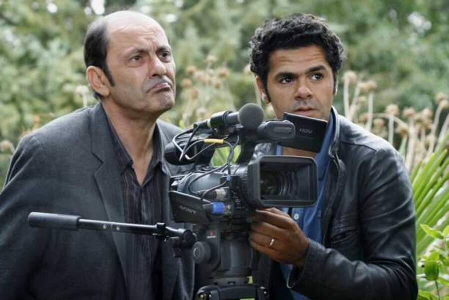 Avec Jean-Pierre Bacri