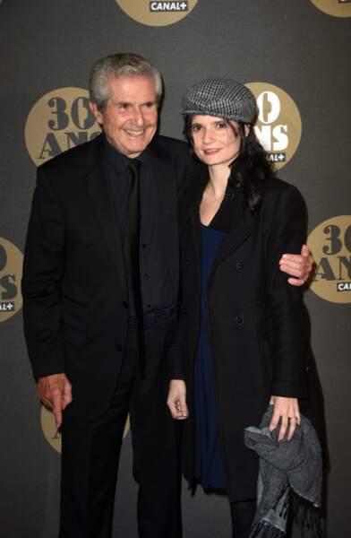 Une autre version d'Un homme et une femme : Claude Lelouch et sa fille, Salomé