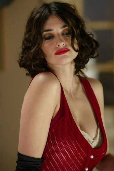 L'actrice est une femme fatale, vous en doutiez ?