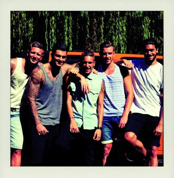 Les garçons