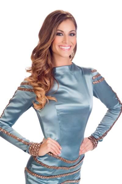 Desire Ferrer, Miss Espagne 2014