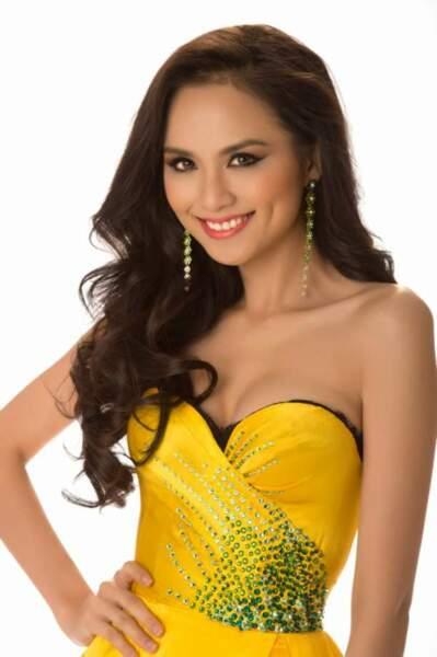 Miss Vietnam (Diem Huong Luu)