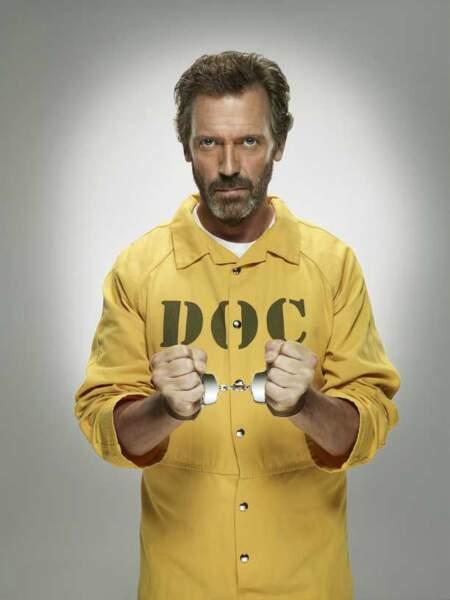 Dr House, l'homme à poigne de fer