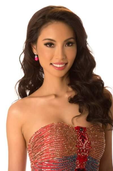 Miss Singapour (Lynn Tan)