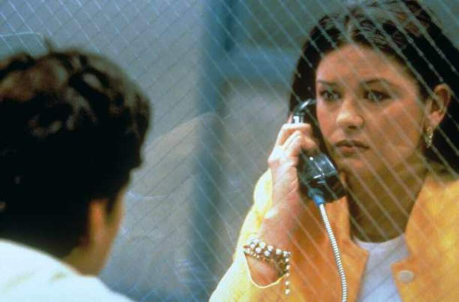 Femme d'un trafiquant de drogue dans Traffic (2000)