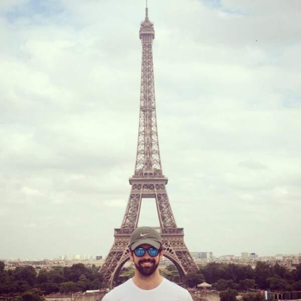 Au cas où vous en douteriez encore, Miguel Angel Munoz était à Paris cet été !