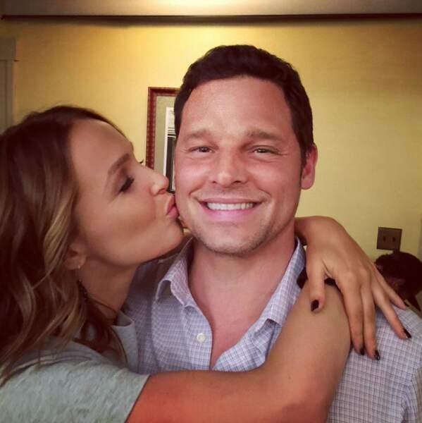 LE couple de Grey's Anatomy