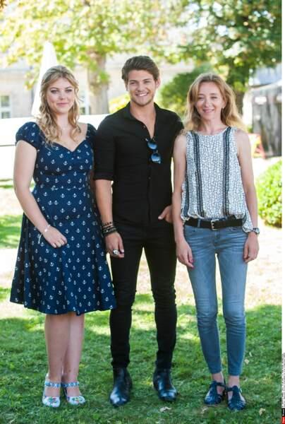 Il est également au casting du film Tamara aux côtés de Sylvie Testud et d'Héloïse Martin