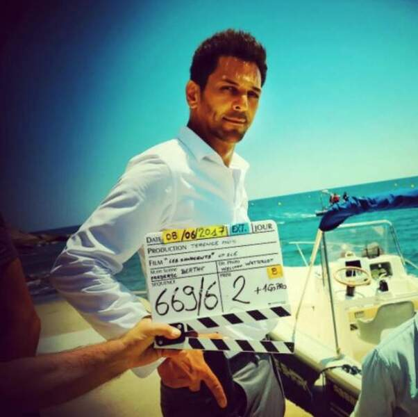 Tomer Sisley sera prochainement à l'affiche des Innocents sur TF1