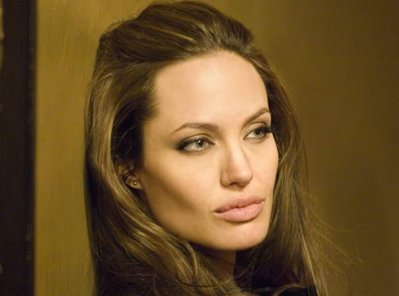 1) Angelina Jolie : 24,8 millions d'euros