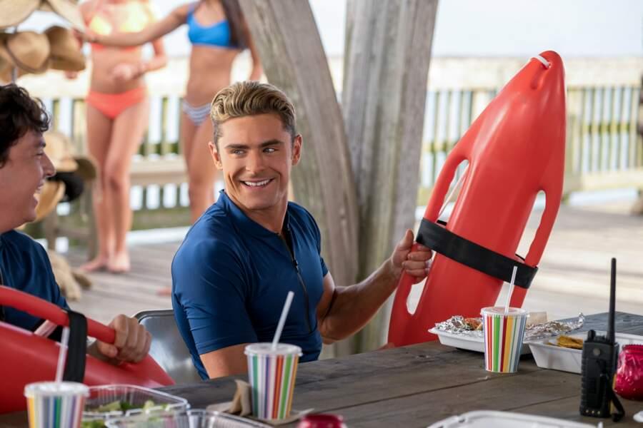 L'ex pop idol Disney, Zac Efron, sera lui Matt Brody, l'apprenti musclé