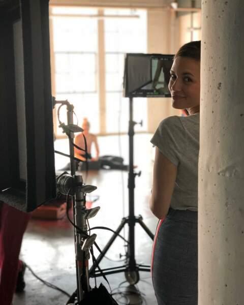 Torrey DeVitto est fière de passer derrière la caméra pour un projet qui lui tient à cœur