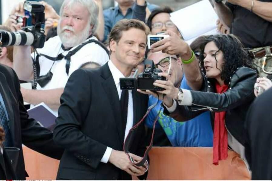 Colin Firth aussi