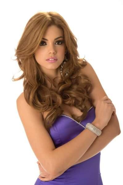 Miss Equateur (Carolina Andrea Aguirre Perez)