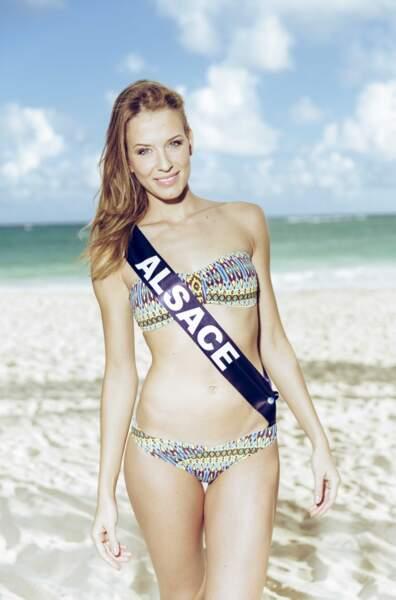 Miss Alsace : Alyssa Wurtz