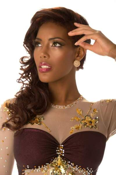Miss Curacao (Monifa Jansen)