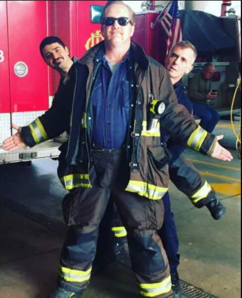 Ou des pompiers de Chicago Fire