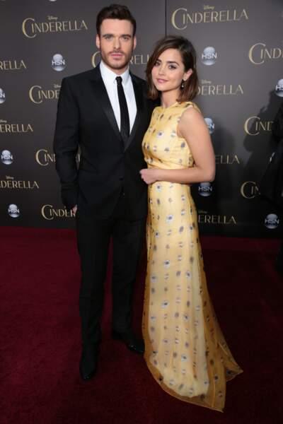 Richard Madden et Jenna Coleman