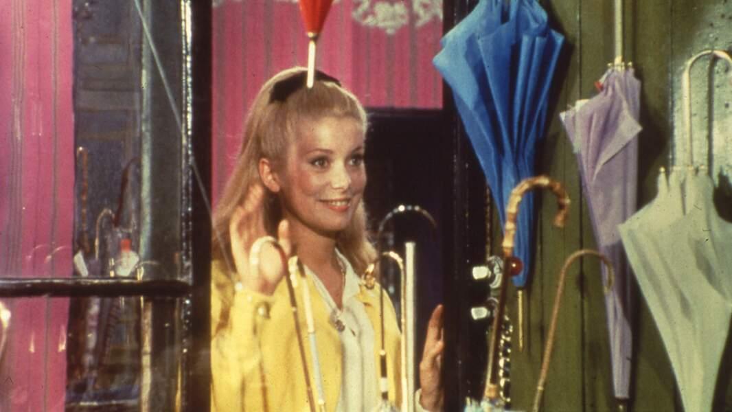 Les Parapluies de Cherbourg de Jacques Demy (1964)