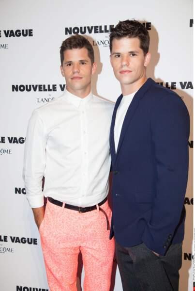 Les jumeaux Charles et Max Caver n'ont pas vraiment changé depuis la fin de la série