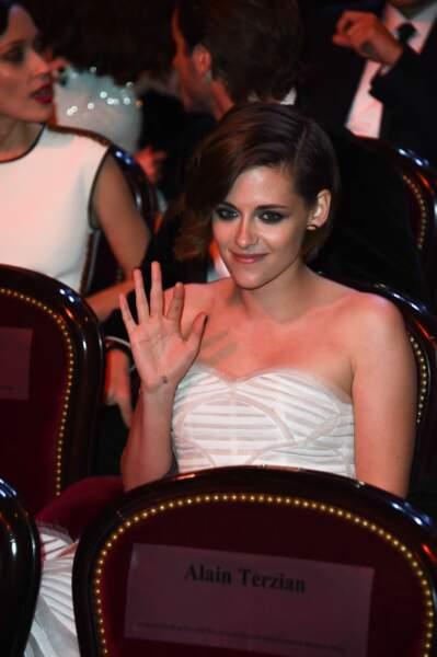 Kristen Stewart avait chaud