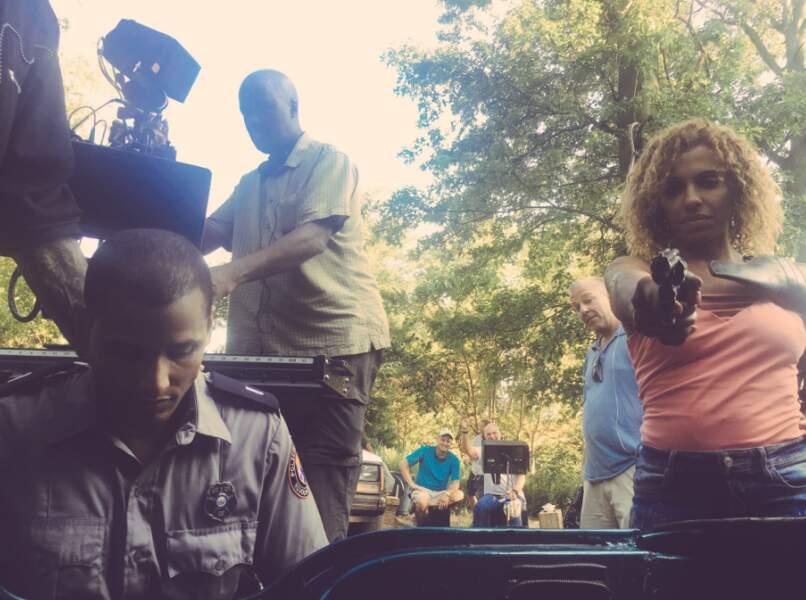 Merci à Ryan Eggold, l'interprète de Tom (Blacklist) de nous montrer ce que ça fait d'être mis en joue